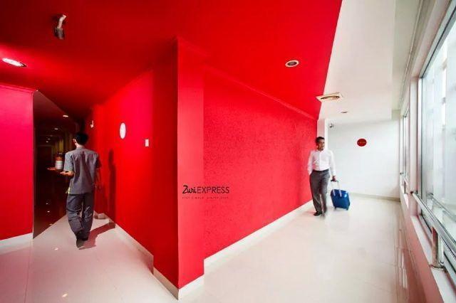 Zuri Express Hotel Pekanbaru - lantai