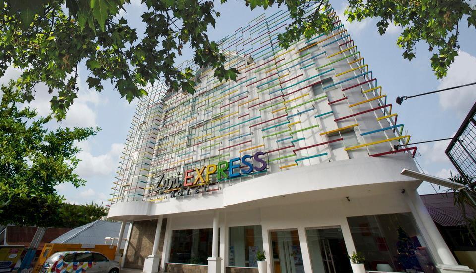 Zuri Express Hotel Pekanbaru - Eksterior