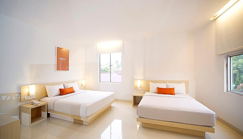Zuri Express Hotel Pekanbaru - Suite Keluarga