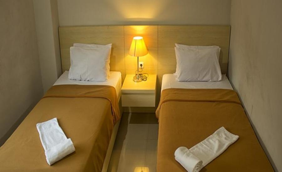 Miracle Hotel Manado - Kamar tamu
