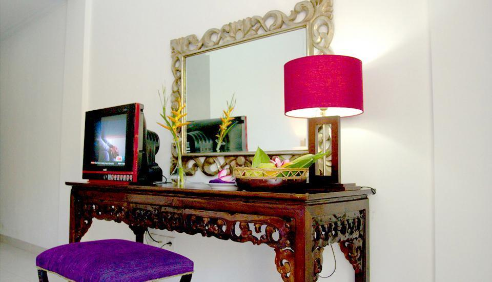 Asana Puri Maharani Hotel Bali - Guest Room
