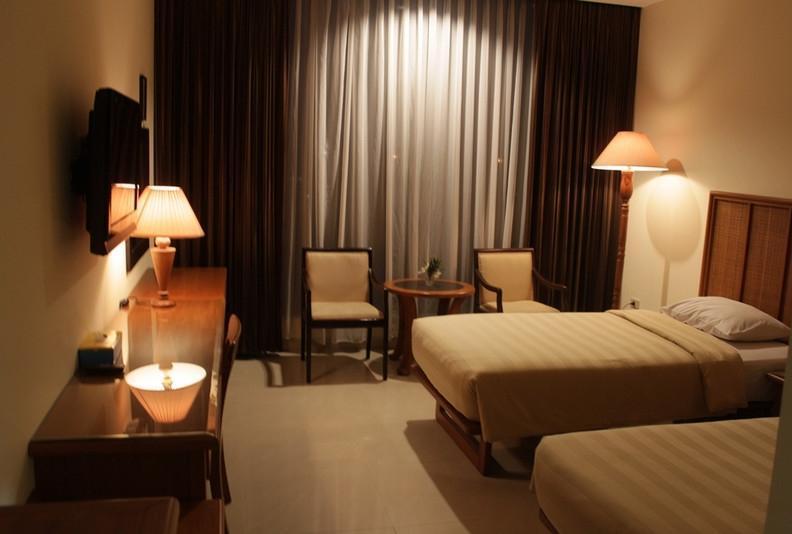 Hotel Intan Cirebon - Kamar Deluxe