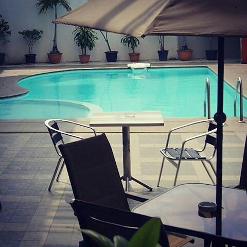 Hotel Intan Cirebon - Kolam Renang