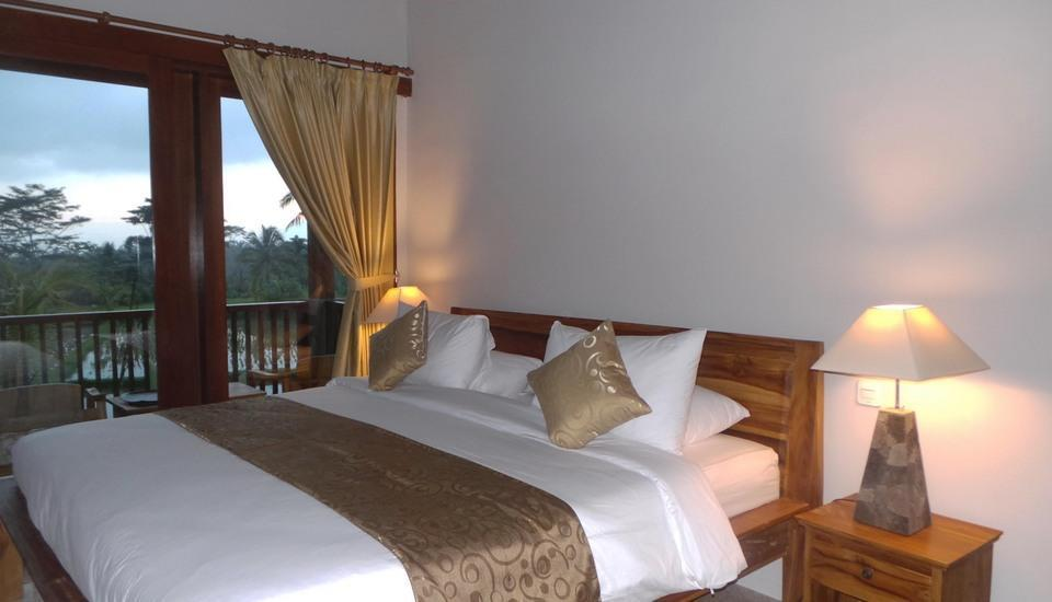 Villa Kemuning Ubud - Deluxe Room Only Regular Plan