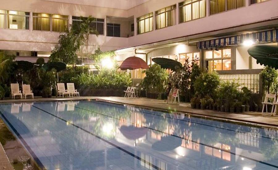 Hotel Marcopolo Jakarta - Kolam Renang