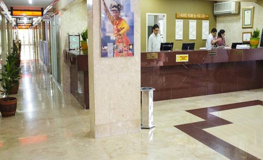 Hotel Marcopolo Jakarta - Resepsionis