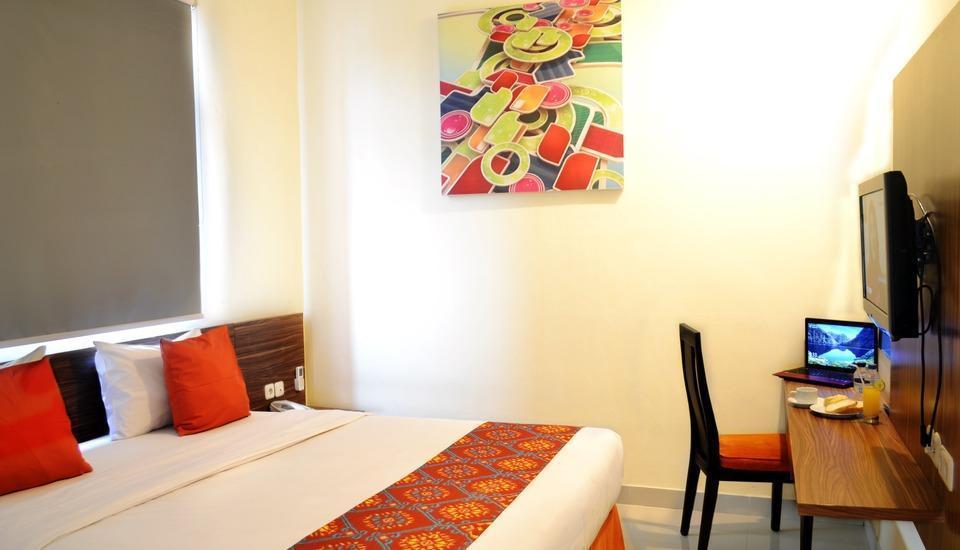 Hotel Alpha Makassar - King Standard Room