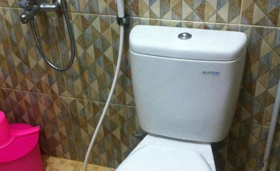 Hotel Tirta Bahari Pangandaran - Kamar mandi