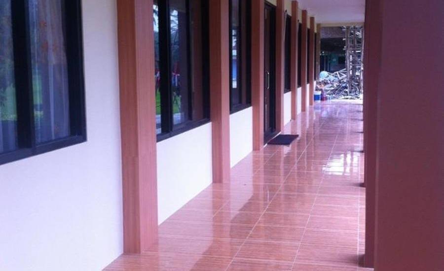 Hotel Tirta Bahari Pangandaran - Eksterior