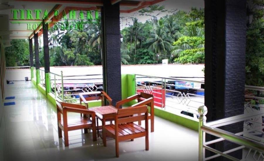 Hotel Tirta Bahari Pangandaran - Lounge
