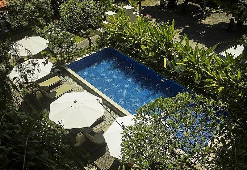 Pondok Anyar Inn Bali - kolam