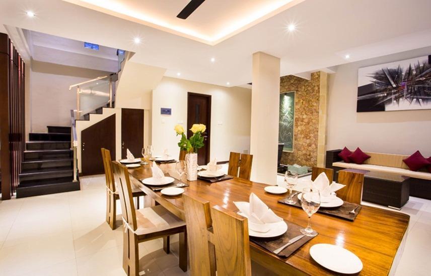 Villa Amarta I Pool Villa Bali - Interior
