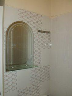 Omah Pelem Syariah Semarang - cermin kamar mandi
