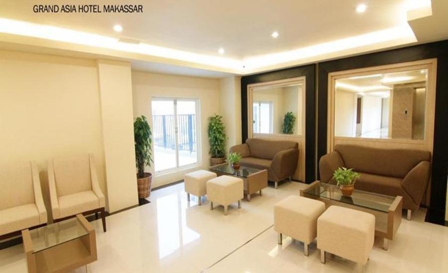 Grand Asia Hotel Makassar - Interior