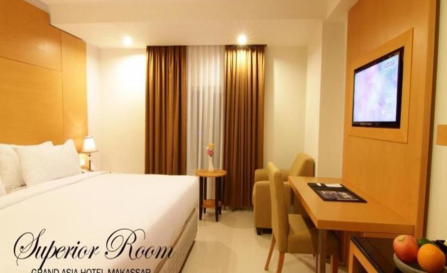 Grand Asia Hotel Makassar - Superior - Room Only Regular Plan
