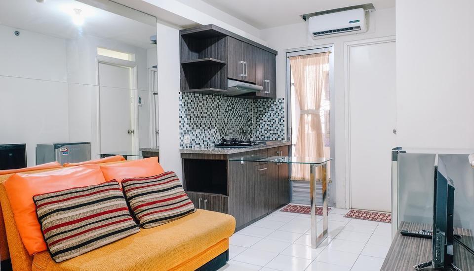 Apartemen Kalibata City Residence By Hoostia Jakarta - family room