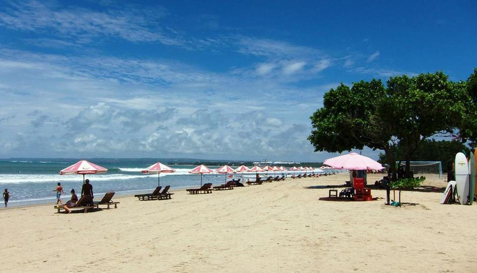 Hana kuta beach hotel bali booking dan cek info hotel for Kuta beach hotel
