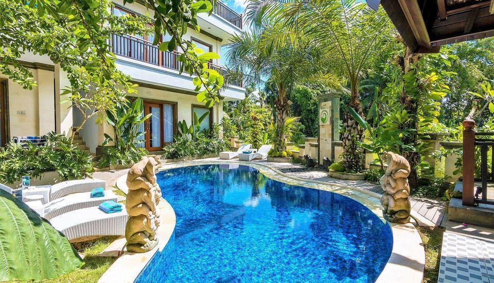 ZEN Premium Ubud Hanoman II Bali - Kolam Renang