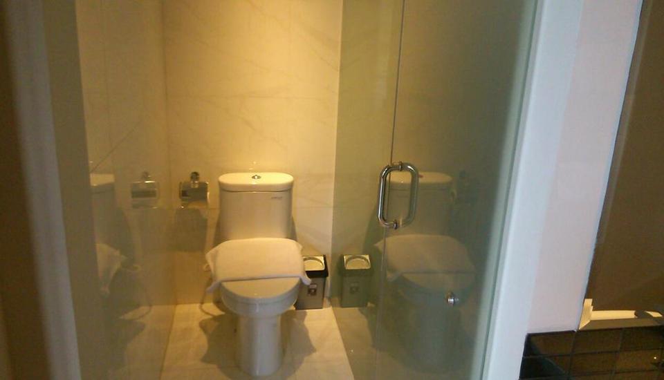 The Regia Dago Bandung - Toilet
