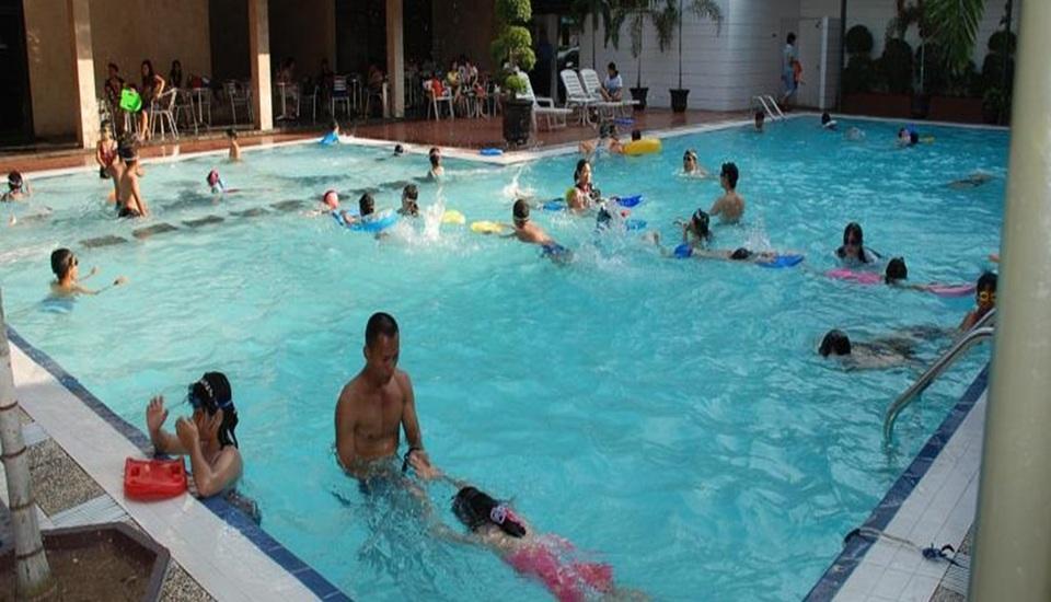 Hotel Sandjaja Palembang - Kolam Renang