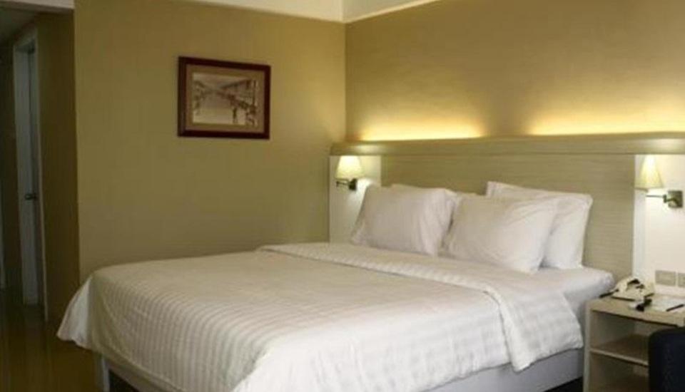 Hotel Sandjaja Palembang - Deluxe Double Room Regular Plan