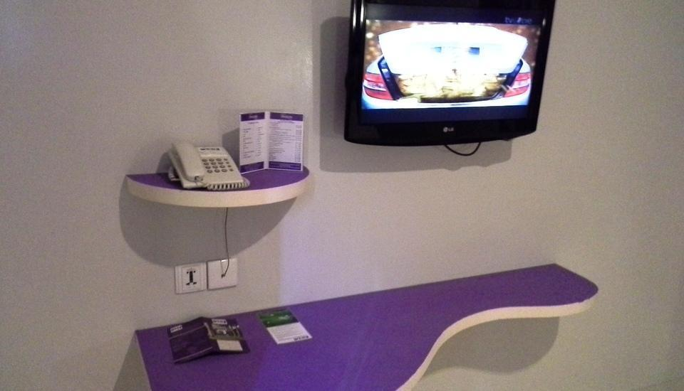 Merak Lifestyle Hotel Denpasar - Fasilitas kamar