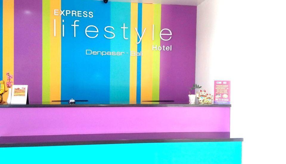 Merak Lifestyle Hotel Denpasar - Konter FO