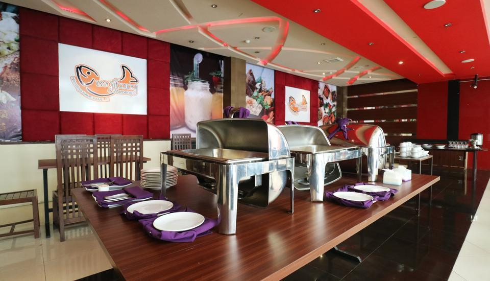 Grand Lifestyle Hotel Denpasar - Restaurant
