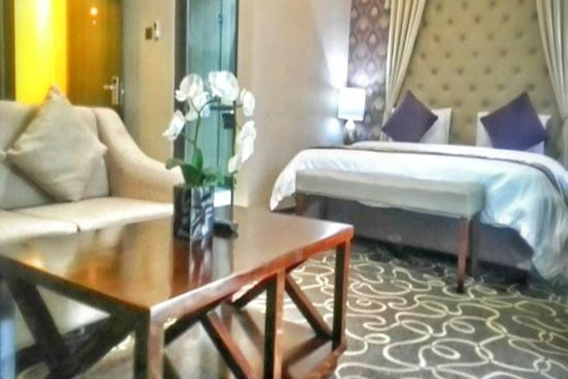 Adhiwangsa Hotel Solo - Suite Eksekutif