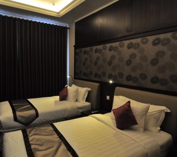 Adhiwangsa Hotel Solo - Superior Twin Bed