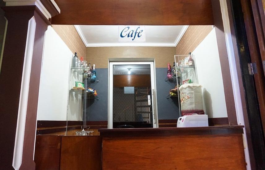 Grand S'kuntum Hotel Syariah Bandar Lampung - Cafe