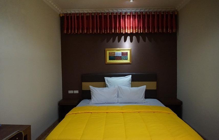 Grand S'kuntum Hotel Syariah Bandar Lampung - Kamar Deluxe Double
