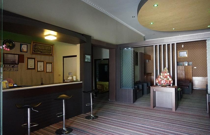 Grand S'kuntum Hotel Syariah Bandar Lampung - Lobi
