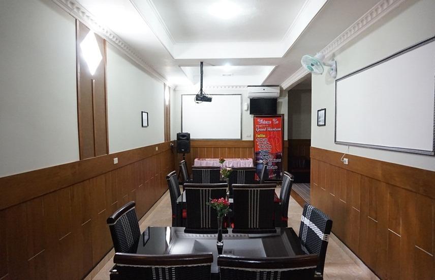 Grand S'kuntum Hotel Syariah Bandar Lampung - Ruang Rapat