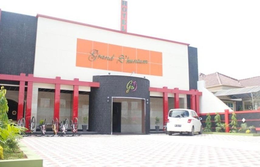 Grand S'kuntum Hotel Syariah Bandar Lampung - Eksterior