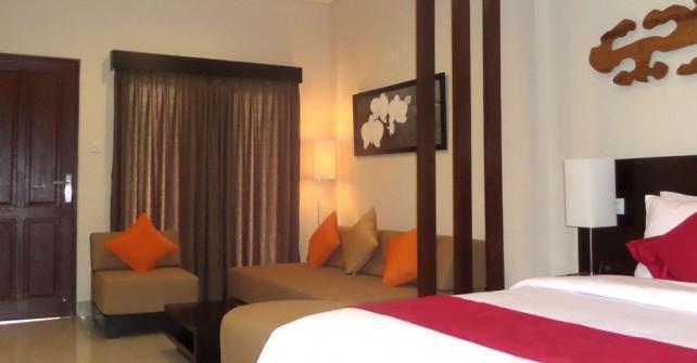 Bali Krisna Villa Seminyak Bali - Pool Studio