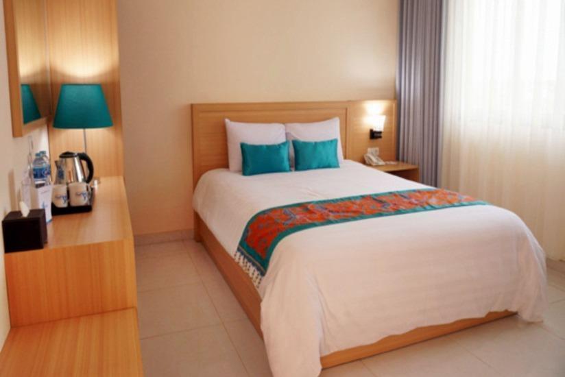 Dermaga Keluarga Hotel Yogyakarta - Kamar tamu