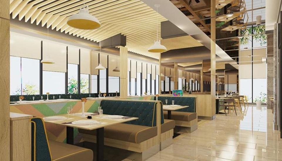 Swiss Belinn Simatupang Jakarta - Restoran