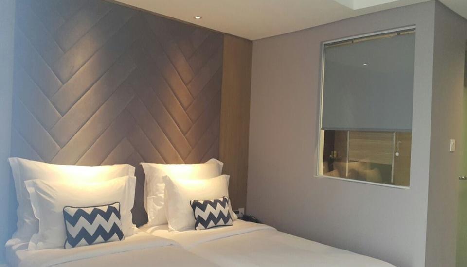 Swiss Belinn Simatupang Jakarta - Studio Apartment Bedroom