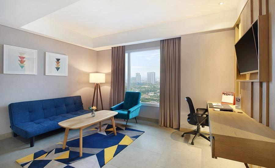Swiss Belinn Simatupang Jakarta - Premier Suite Lass Minute Promotion 10%