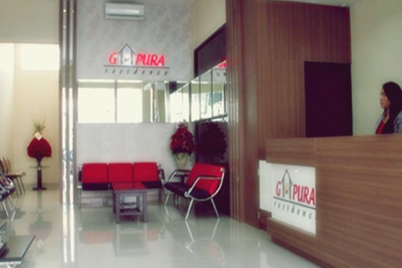 Gapura Residence Semarang - Resepsionis