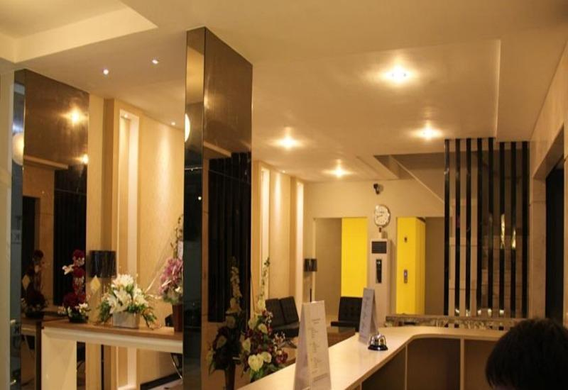 Hotel SWK 95 Surabaya - Resepsionis