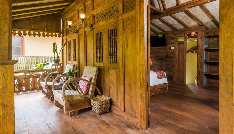 ZEN Premium Ubud Lod Tunduh Bali - Teras