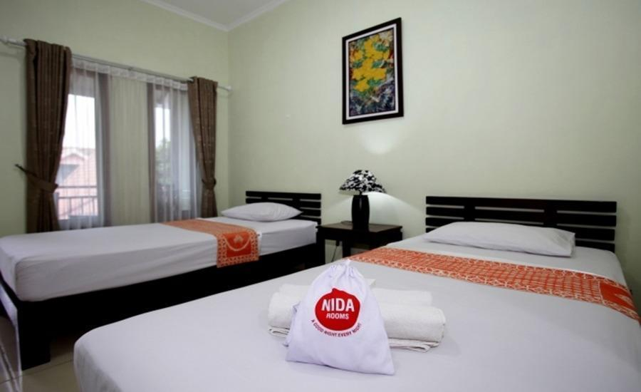 NIDA Rooms Airport Road Pakualaman - Double Room Double Occupancy Special Promo
