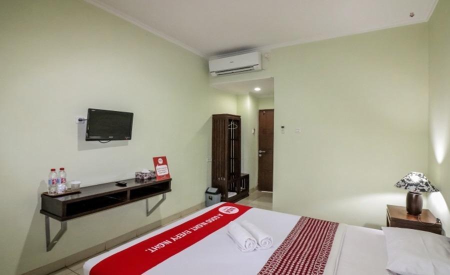 NIDA Rooms Airport Road Pakualaman - Kamar tamu