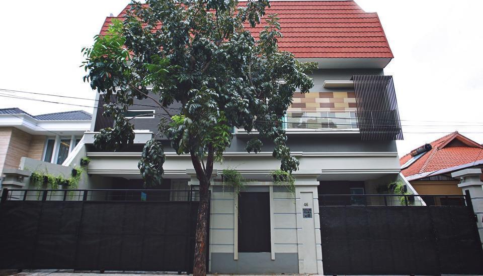 Blossom Residence Melawai - Eksterior