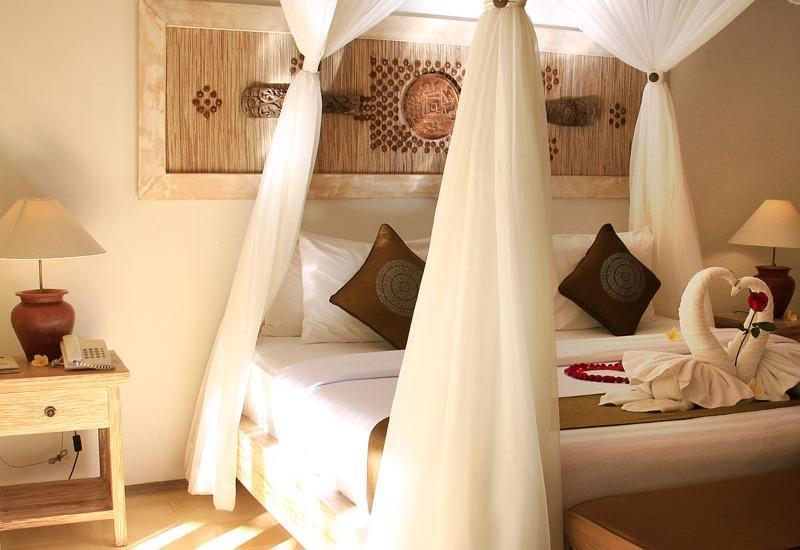 Puri Sunia Resort Bali - Suite Room