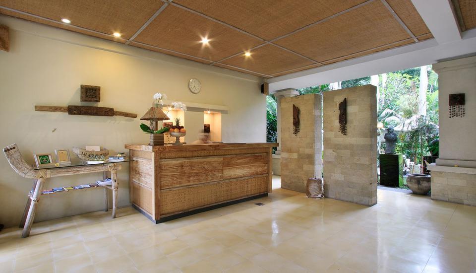 Puri Sunia Resort Bali - Lobby