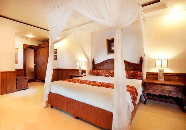 Keraton Jimbaran Resort Bali - Superior Room Flash Deal Discount 50%
