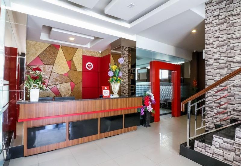 NIDA Rooms Makassar Andi Tonro - Resepsionis